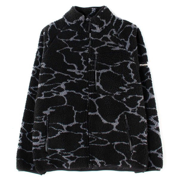 Manastash Lithium Fleece / Black - Deadstock.ca