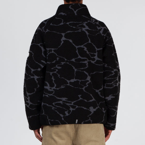 Manastash Lithium Fleece / Black