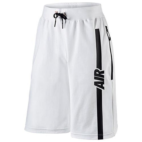 NIKE AIR PIVOT V3 SHORT / WHITE - 1