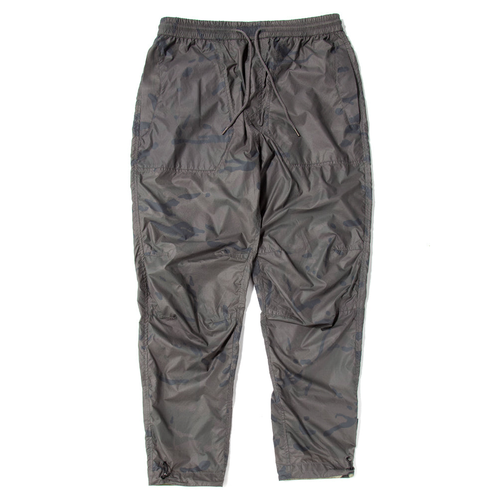 7311S19 Maharishi Camo Reversible Trackpants / Charcoal Coated DPM