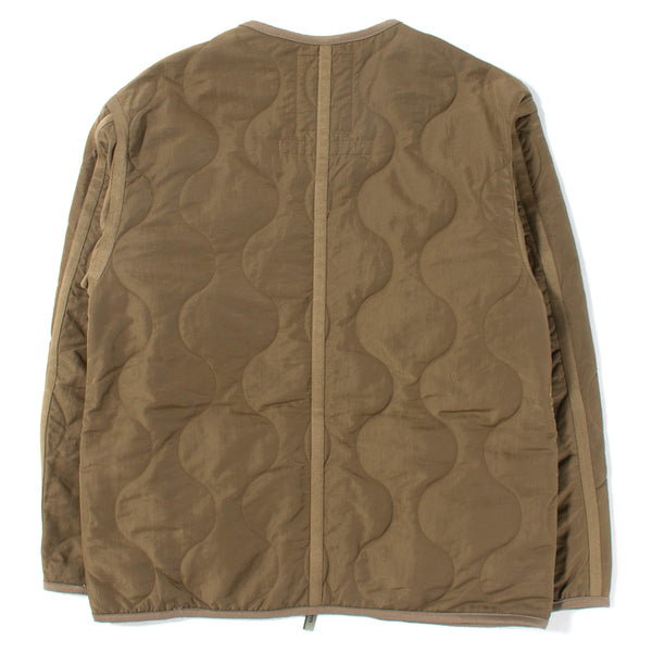 Liberaiders Quilted Jacket / Olive - Deadstock.ca