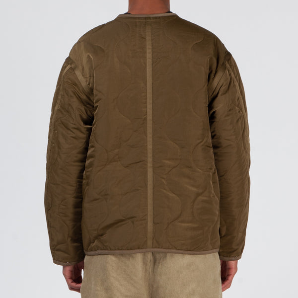 Liberaiders Quilted Jacket / Olive