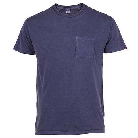 FUCT SSDD 2 PACK CREW NECK POCKET T-SHIRT / NAVY - 2