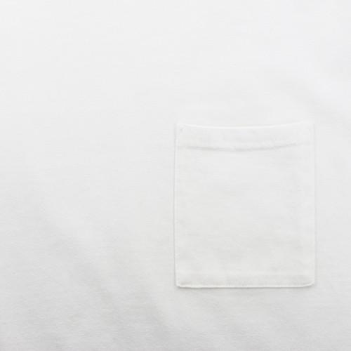 FUCT SSDD 2 PACK CREW NECK POCKET T-SHIRT / WHITE - 4