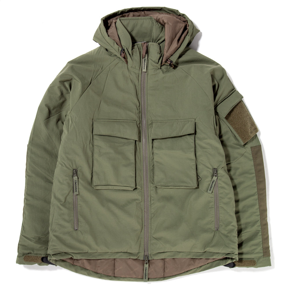 Style code 77002F18. Liberaiders Expedition Jacket / Olive