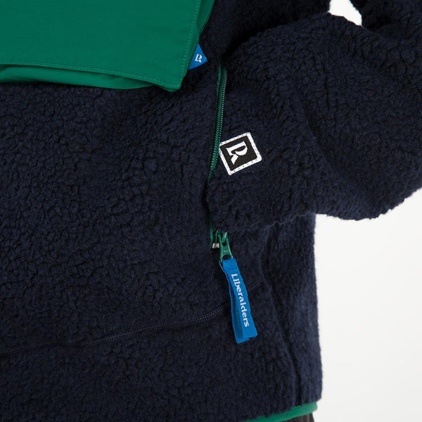 Liberaiders Pile Fleece Jacket / Navy