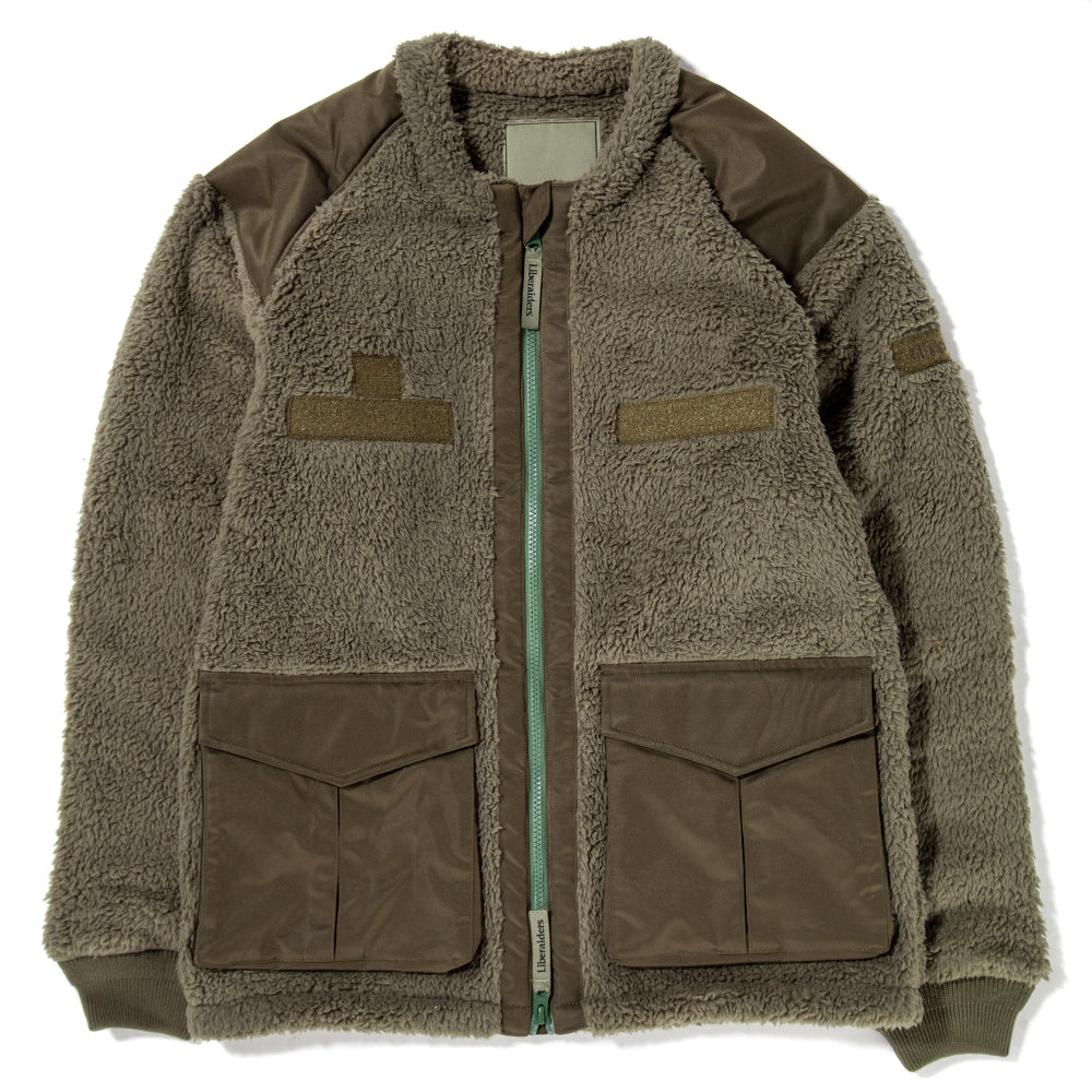 Style code 77008F18. Liberaiders Tactical Fleece Jacket / Olive