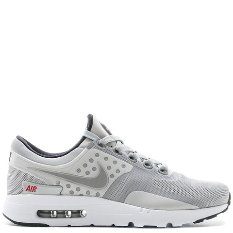 NIKE AIR MAX ZERO / METALLIC SILVER - 1