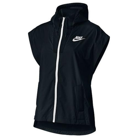 NIKE WOMEN'S TECH HYPERMESH VEST / BLACK - 1