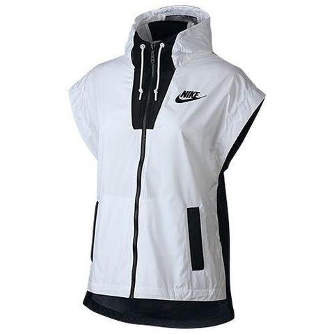 NIKE WOMEN'S TECH HYPERMESH VEST / WHITE - 1