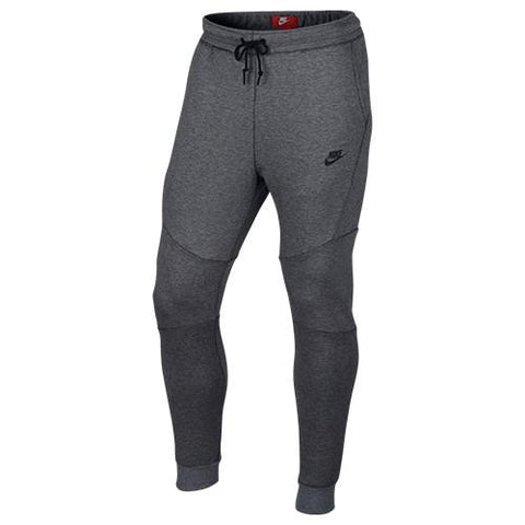 NIKE SPORTSWEAR TECH FLEECE JOGGER / CARBON HEATHER - 1