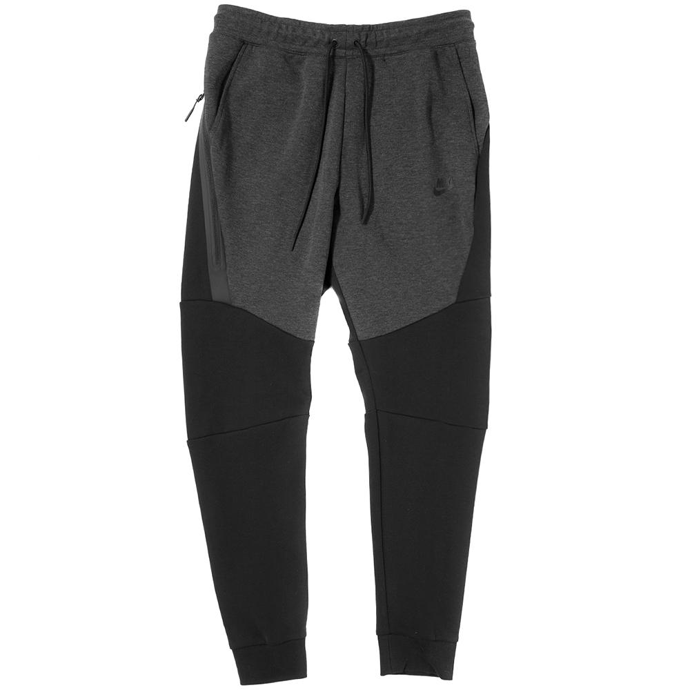 NIKE SPORTSWEAR TECH FLEECE JOGGER / BLACK