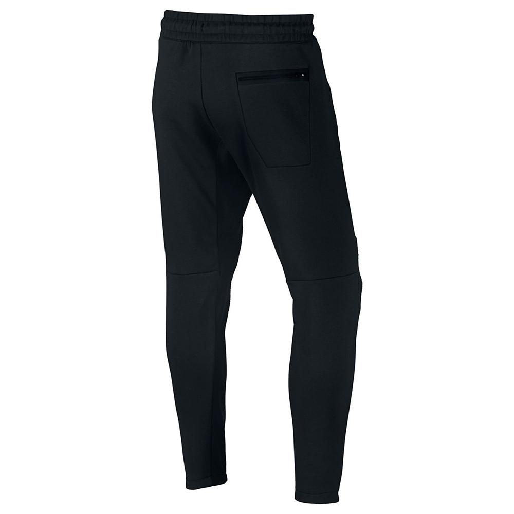 NIKE SPORTSWEAR TECH FLEECE PANT / BLACK