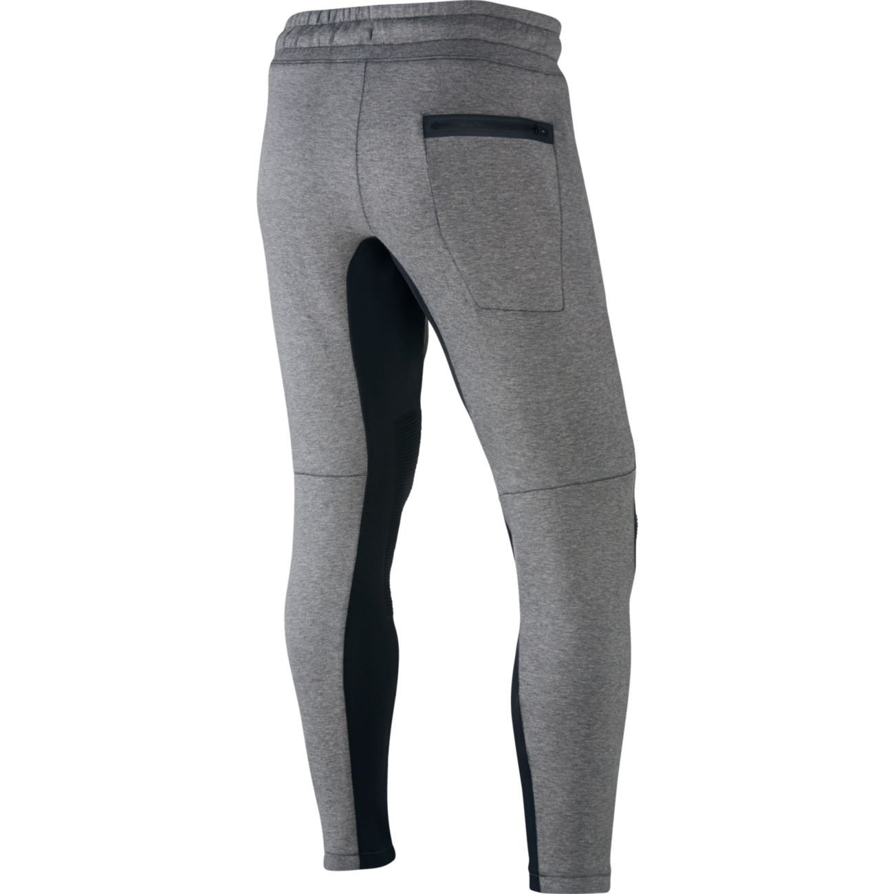 NIKE SPORTSWEAR TECH FLEECE PANT / CARBON HEATHER - 2