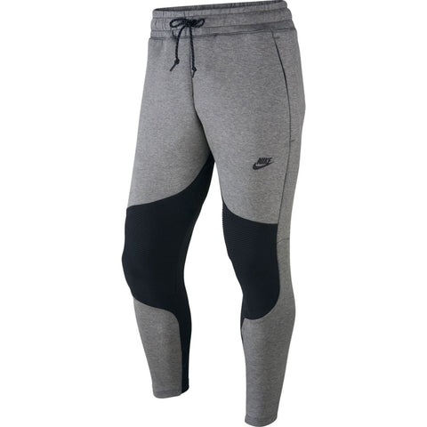 NIKE SPORTSWEAR TECH FLEECE PANT / CARBON HEATHER - 1