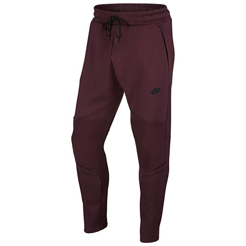 NIKE SPORTSWEAR TECH FLEECE PANT / NIGHT MAROON - 1