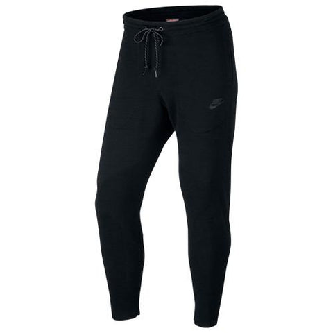 NIKE SPORTSWEAR TECH KNIT JOGGER / BLACK - 1