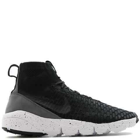 NIKE AIR FOOTSCAPE MAGISTA FLYKNIT / BLACK - 1
