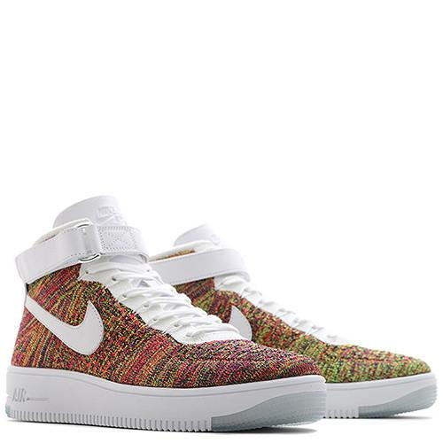 NIKE AIR FORCE 1 FLYKNIT / VOLT - Deadstock.ca