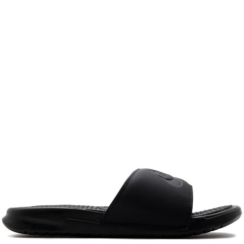 NIKE BENASSI JUST DO IT ULTRA PREMIUM SANDAL / BLACK
