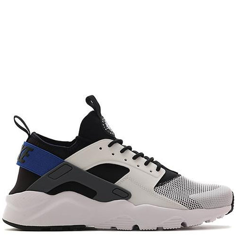 NIKE AIR HUARACHE RUN ULTRA WHITE / RACER BLUE - 1