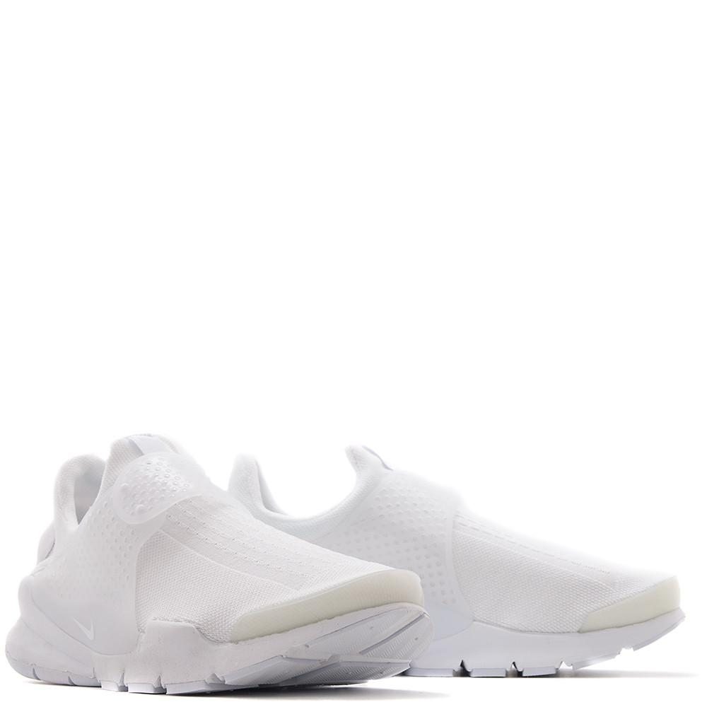 NIKE SOCK DART / WHITE