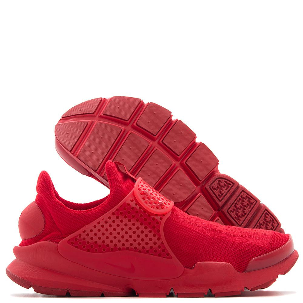 NIKE SOCK DART / UNIVERSITY RED