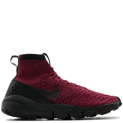 NIKE AIR FOOTSCAPE MAGISTA FLYKNIT FC / TEAM RED - 1