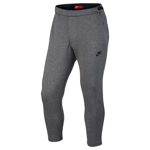 STYLE CODE 832120-091. NIKE SPORTSWEAR TECH FLEECE CROPPED PANT / CARBON HEATHER