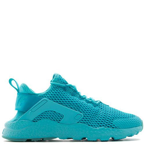NIKE WOMEN'S AIR HUARACHE RUN ULTRA BR / GAMMA BLUE - 1