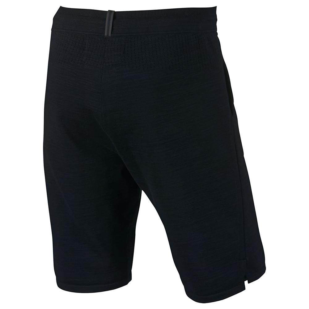 style code 834343-010. NIKE SPORTSWEAR TECH KNIT SHORT BLACK