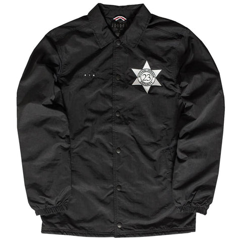 JORDAN PINNACLE SECURITY JACKET BLACK / BLACK - 1