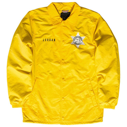 JORDAN PINNACLE SECURITY JACKET / VARSITY MAIZE - 1