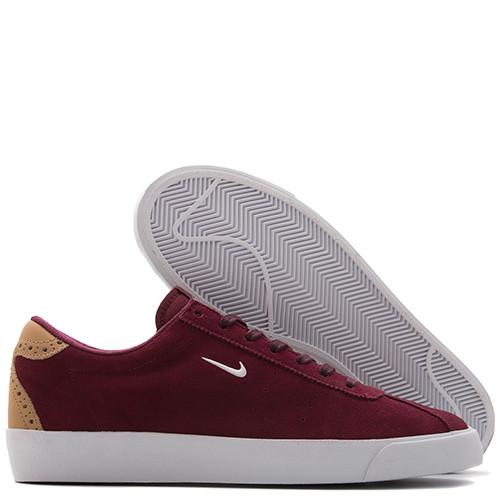 NIKE MATCH CLASSIC SUEDE / NIGHT MAROON . Style code: 844611-601