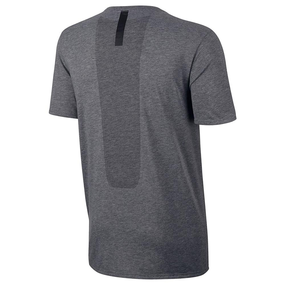 Product Code: 847505-091. NIKE SPORTSWEAR T-SHIRT TB BONDED FUTURA / CARBON HEATHER