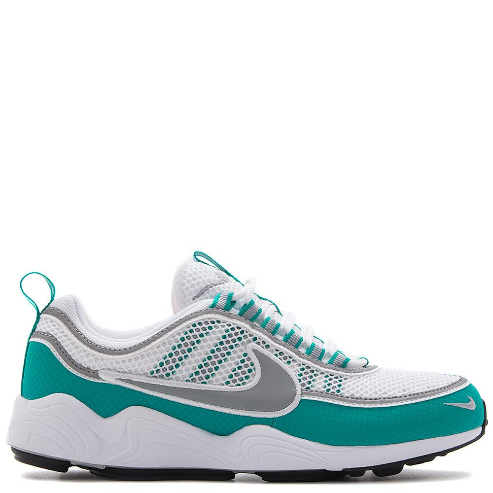 Nike Air Zoom Spiridon original rerelease from 1997. Spiridon Ultra Air Zoom unit. White / Silver turbo green