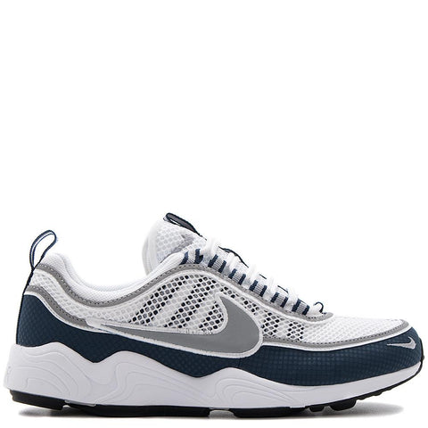 Nike Air Zoom Spiridon original rerelease from 1997. Spiridon Ultra Air Zoom unit. White / silver light midnight