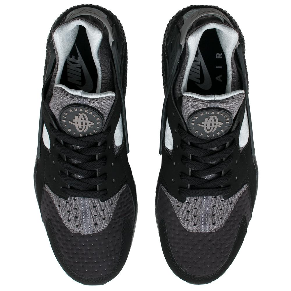 NIKE AIR HUARACHE RUN SE / WOLF GREY . Style code: 852628-001