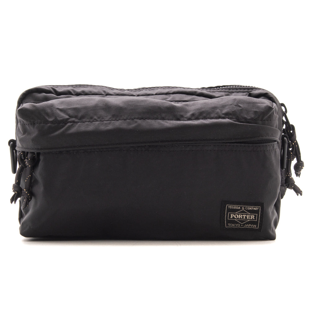 Style code 85507501BLK. PORTER Force 2Way Waist Bag / Black