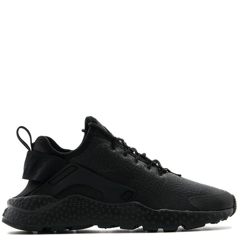 NIKE WOMEN'S BP QS AIR HUARACHE RUN ULTRA / BLACK - 1