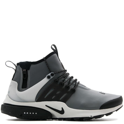 NIKE AIR PRESTO UTILITY MID TOP / COOL GREY - 1