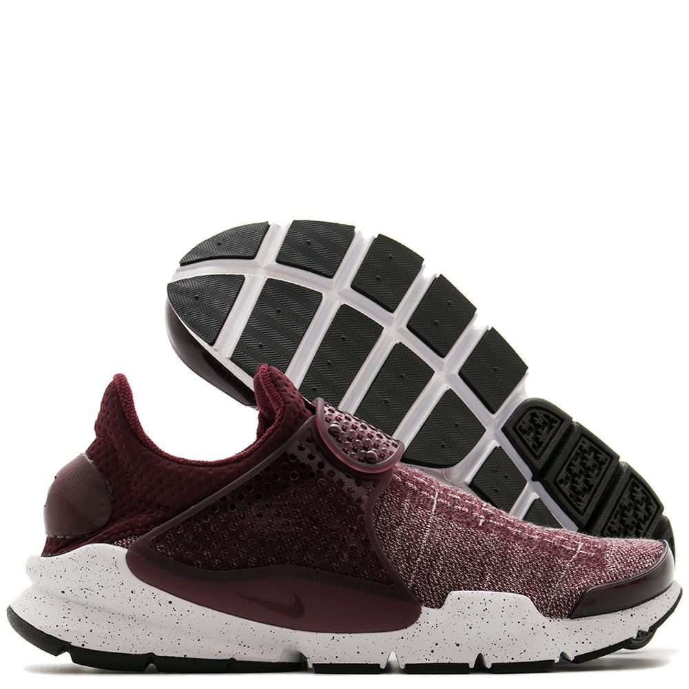 NIKE SOCK DART SE PREMIUM / NIGHT MAROON - 2