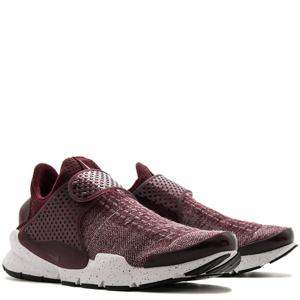 NIKE SOCK DART SE PREMIUM / NIGHT MAROON - 3