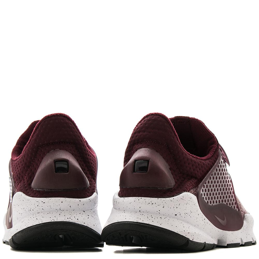 NIKE SOCK DART SE PREMIUM / NIGHT MAROON - 5