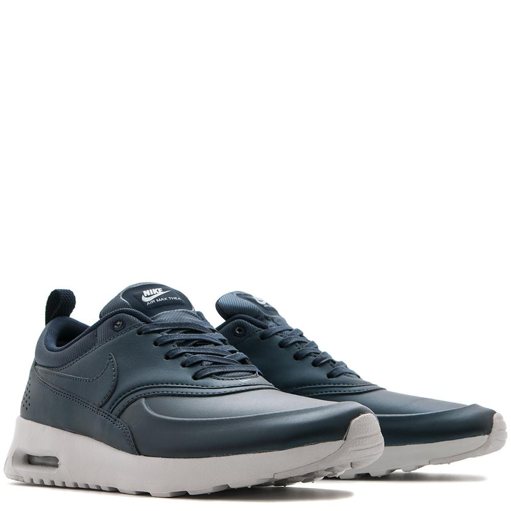 NIKE WOMENS AIR MAX THEA SE / ARMORY NAVY - 3