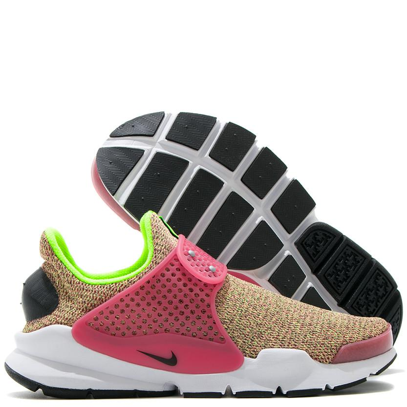 NIKE WOMEN'S SOCK DART SE / GHOST GREEN - 2