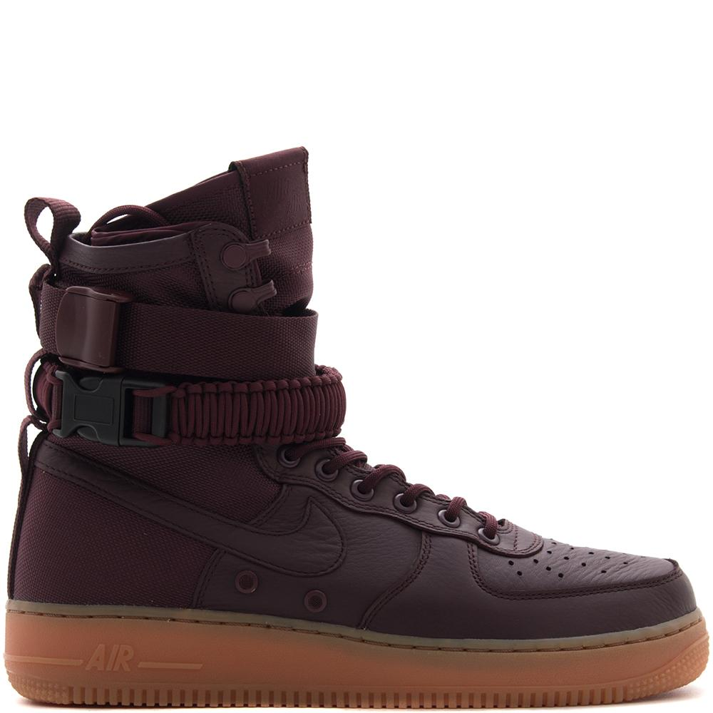 Nike SF Air Force 1 / Deep Burgundy