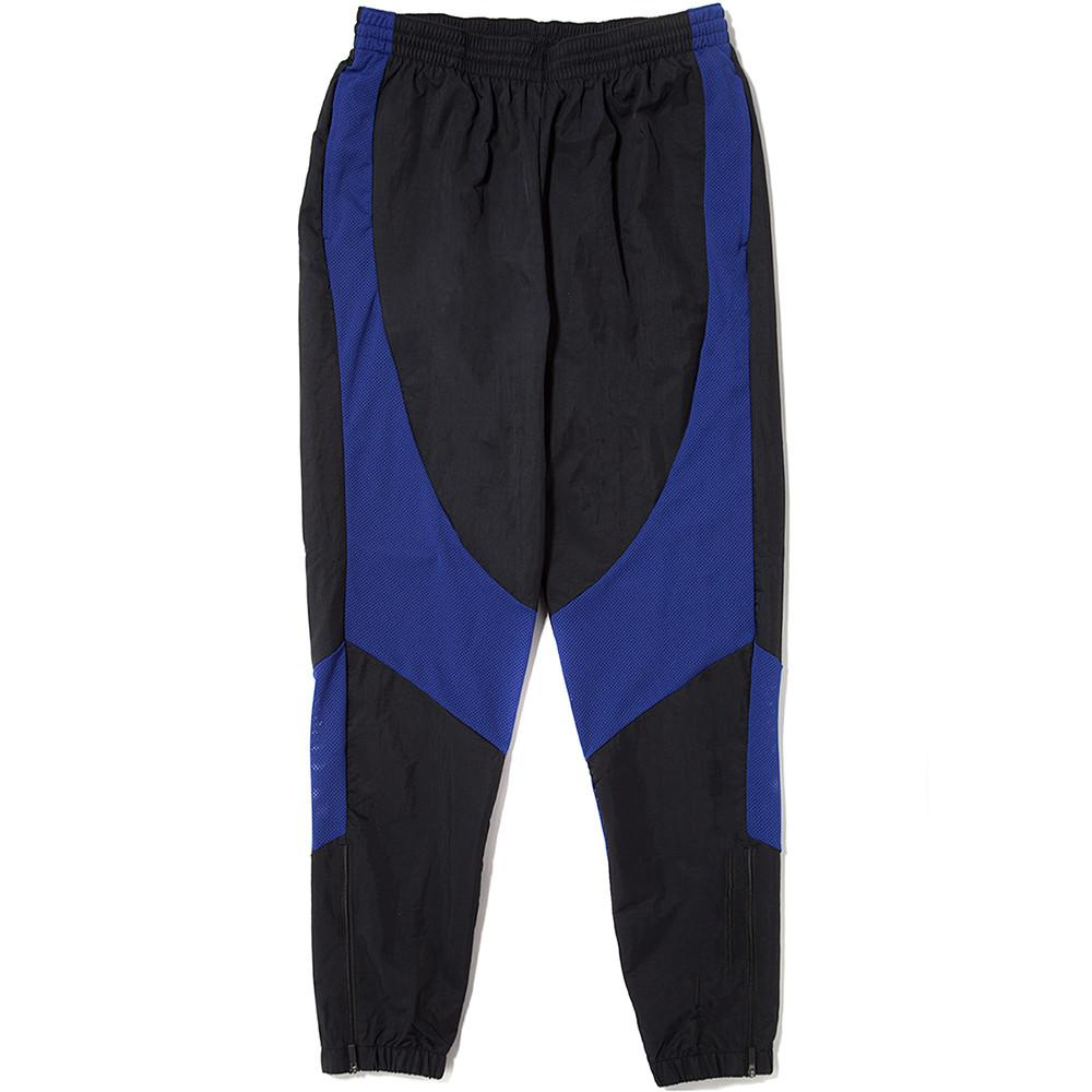 style code 872863010. JORDAN 1 TIER ZERO WINGS PANT BLACK / DEEP ROYAL BLUE