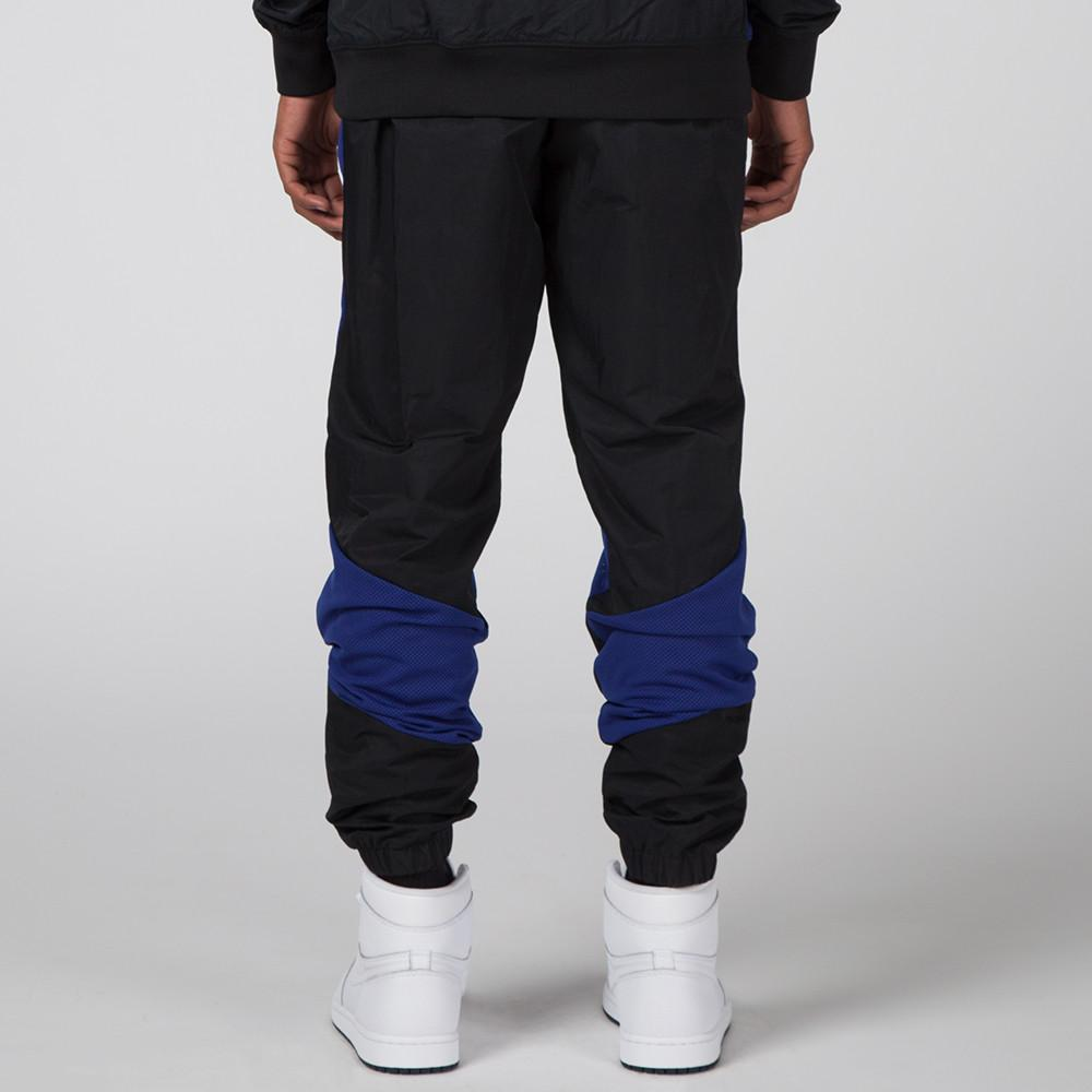 JORDAN 1 TIER ZERO WINGS PANT BLACK / DEEP ROYAL BLUE