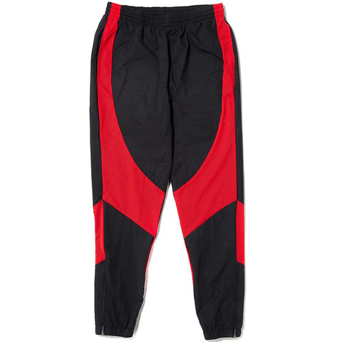 style code 872863011. JORDAN 1 TIER ZERO WINGS PANT BLACK / UNIVERSITY RED